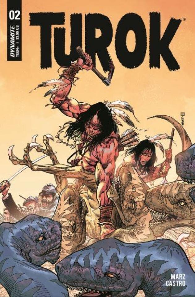 Turok #2 (Sears Cover)