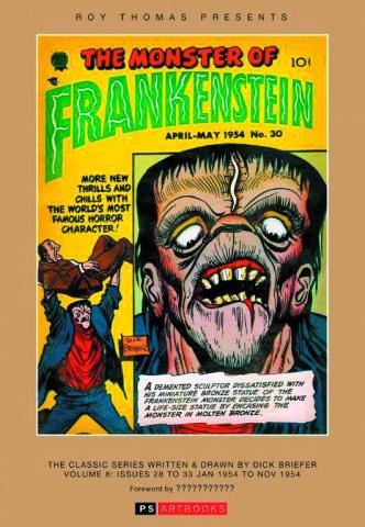 Briefer: Frankenstein Vol. 8: 1952-1954