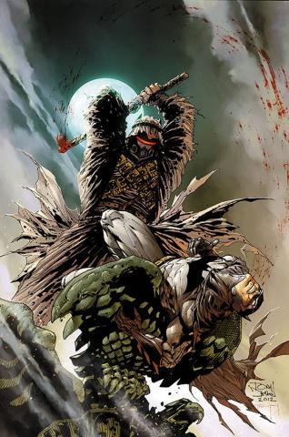 Batman Incorporated #7 (Daniel Cover)