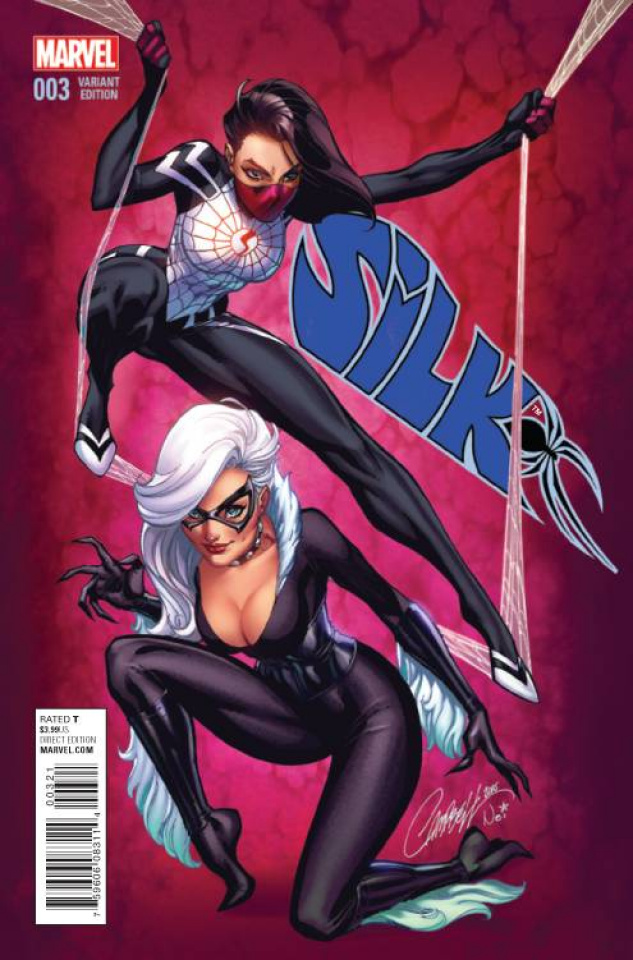 Silk #3 (Campbell Cover)