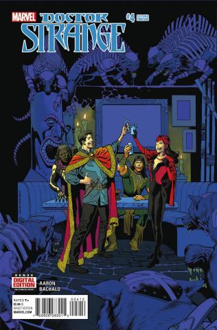 Doctor Strange #4 (Nowlan 2nd Printing)