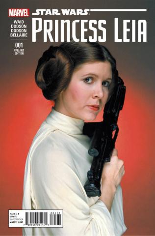 Princess Leia #1 (Movie Cover)