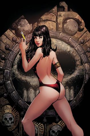 Vampirella vs. Reanimator #3 (40 Copy Desjardins Virgin Cover)