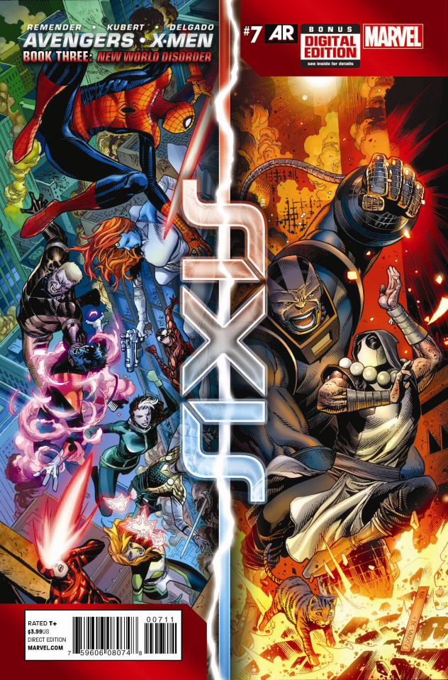 Avengers and X-Men: AXIS #7