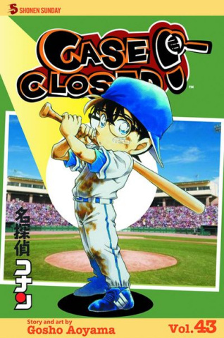 Case Closed Vol. 43