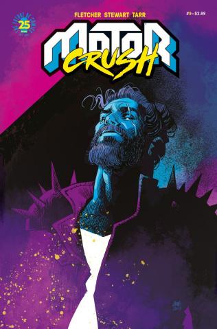 Motor Crush #9 (Stewart Cover)