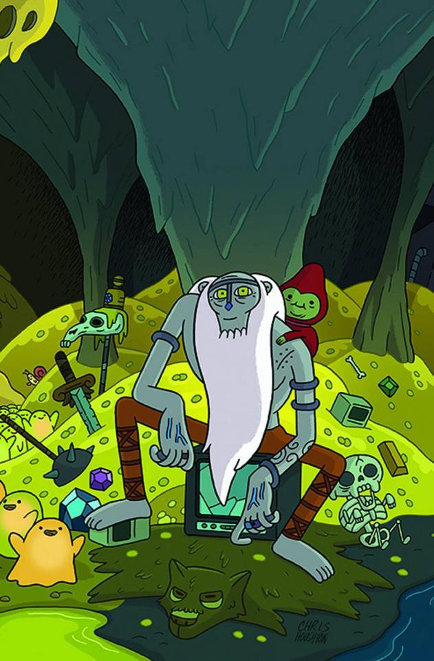 Adventure Time #11 (New Printing)