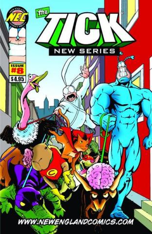 Tick New Series #8