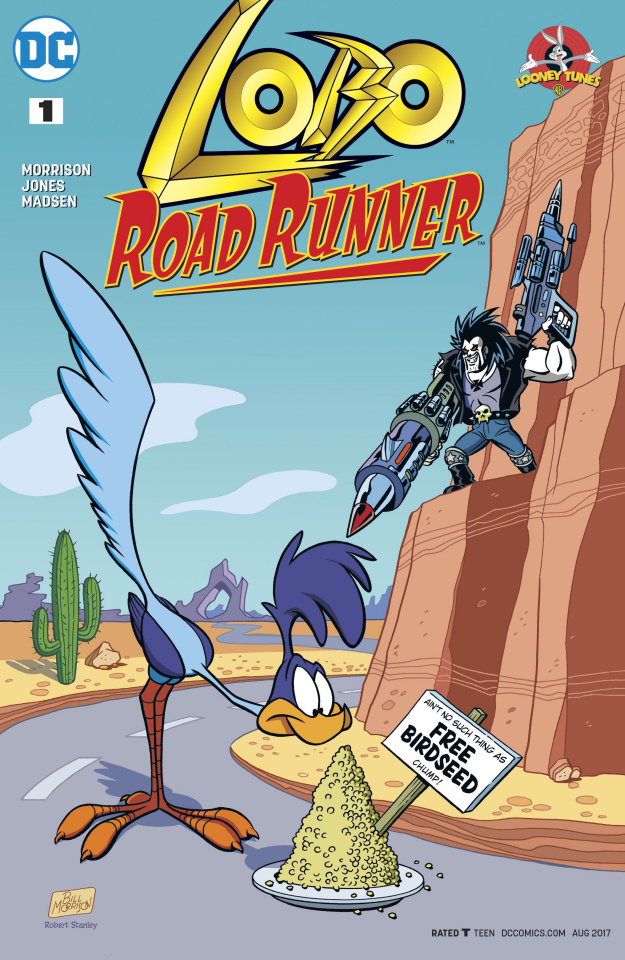 Lobo / Road Runner Special #1 (Variant Cover)