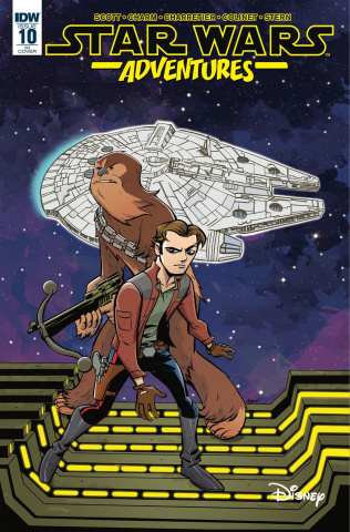Star Wars Adventures #10 (10 Copy Oeming Cover)