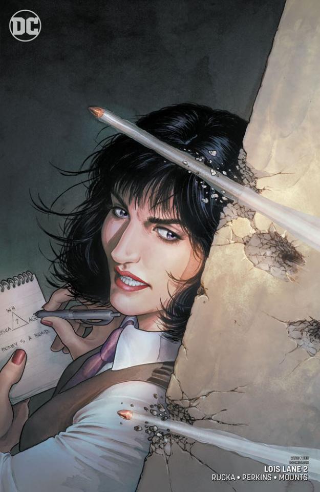 Lois Lane #2 (Variant Cover)