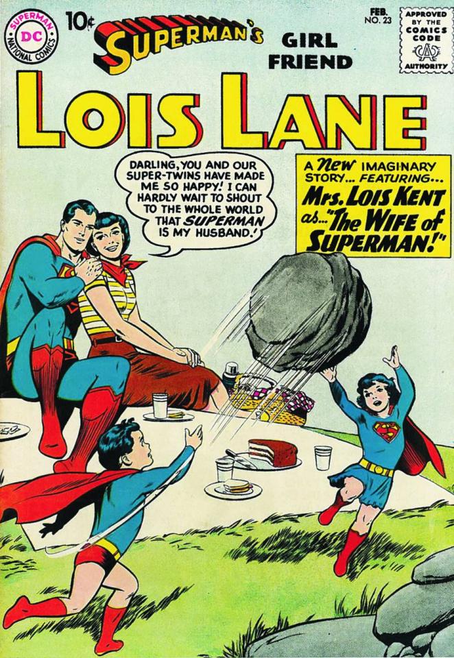 Showcase Presents The Superman Family Vol. 4