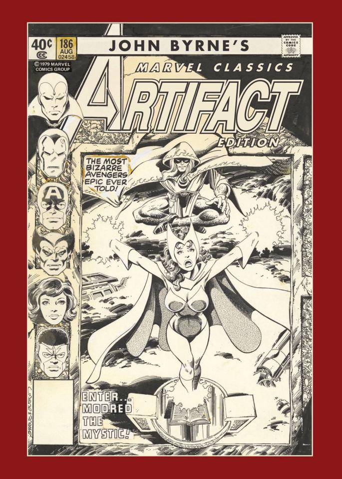 John Byrne's Marvel Classics Artifact Edition