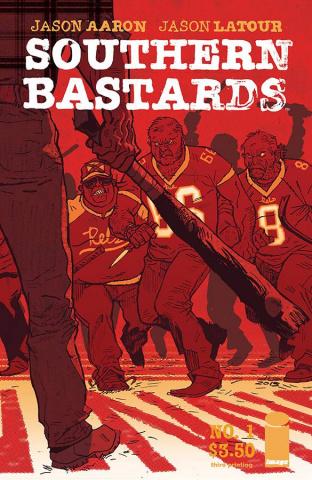 Southern Bastards #1 (3rd Printing)