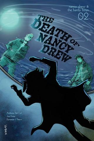 Nancy Drew & The Hardy Boys: The Death of Nancy Drew #2 (Eisma Cover)