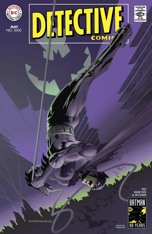 Detective Comics #1000 (1960s Cover)