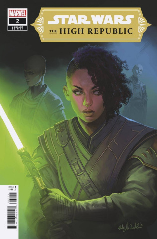 Star Wars: The High Republic #2 (Witter Cover)
