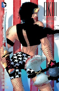 Dark Knight III: The Master Race #3 (Miller Cover)