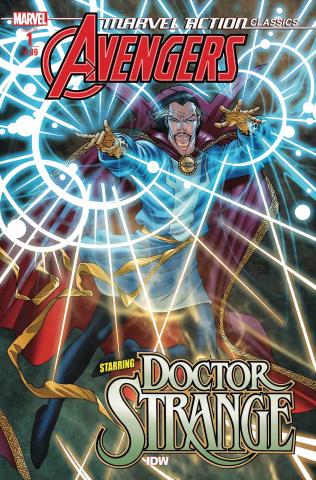Marvel Action Classics: Avengers - Doctor Strange #1