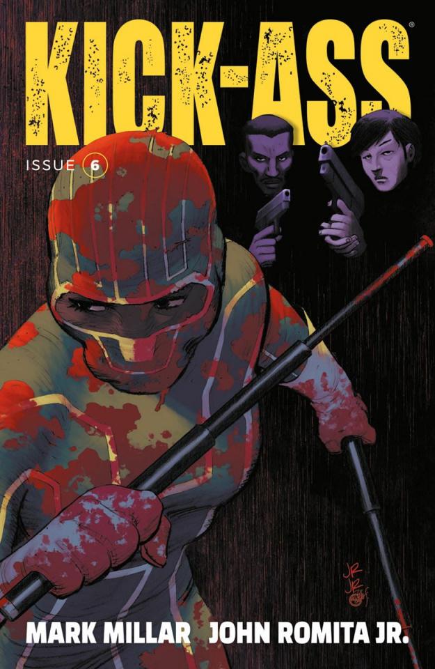 Kick-Ass #6 (Romita Jr. Cover)