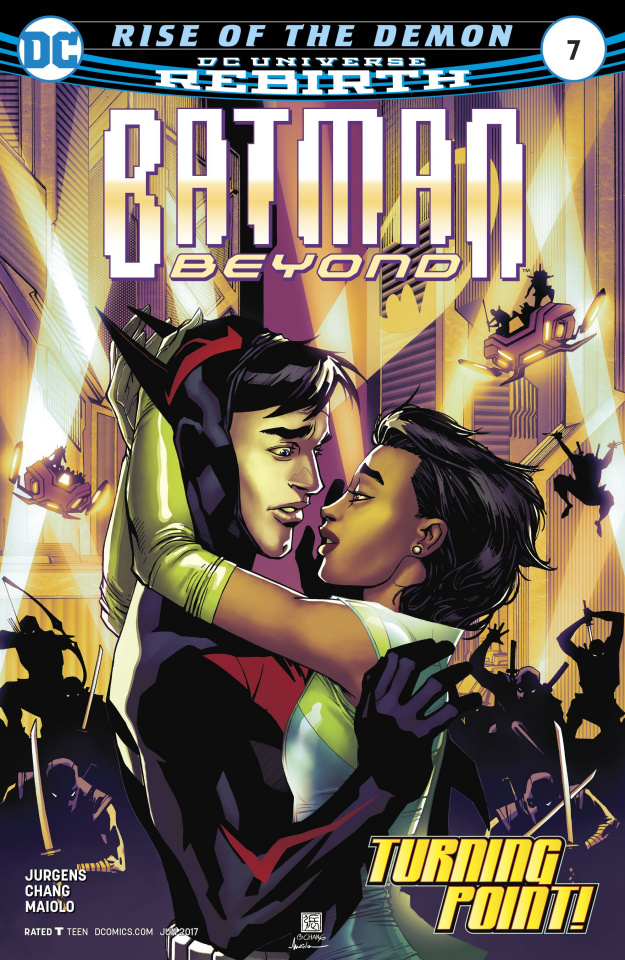 Batman Beyond #7