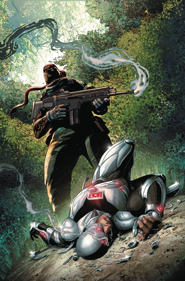 Cyborg #19
