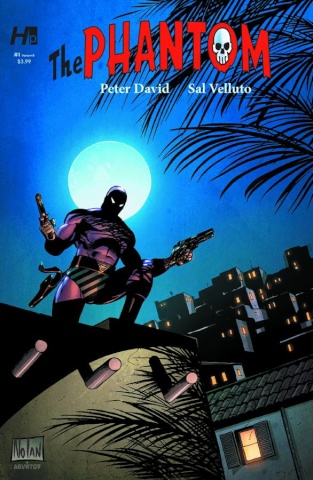 The Phantom #1 (Graham Nolan Cover)