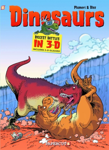Dinosaurs in 3D