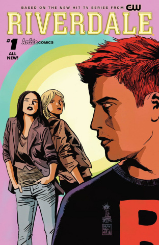 Riverdale #1 (Francavilla Cover)