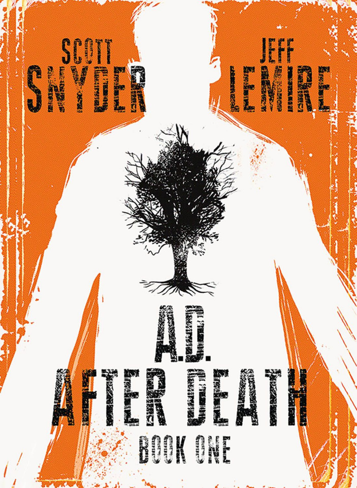 A.D.: After Death Book 1