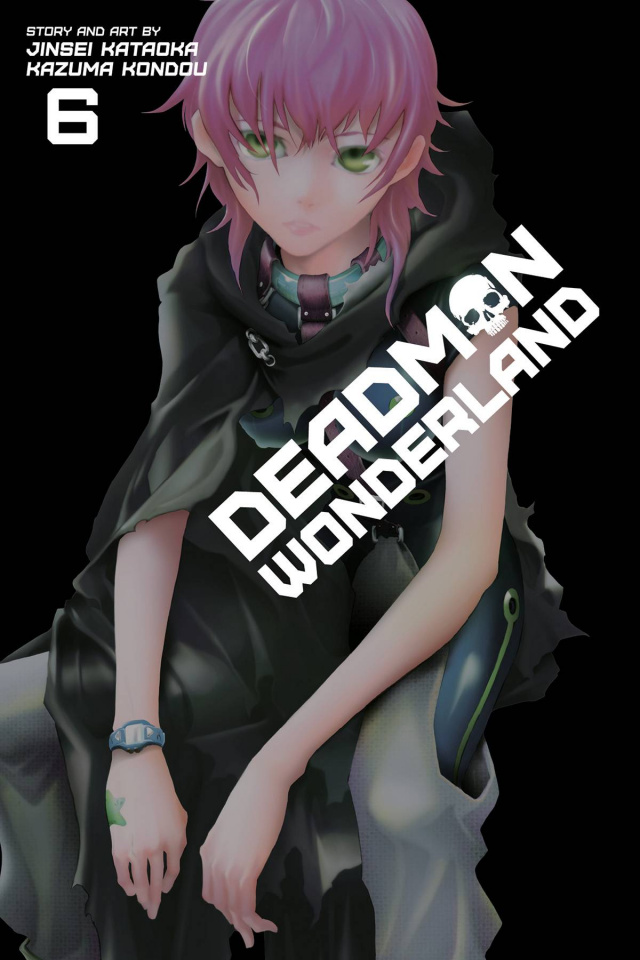 Deadman: Wonderland Vol. 6