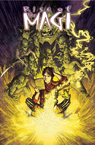 Rise of the Magi #1 (Silvestri Cover)