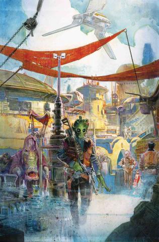 Star Wars: Galaxy's Edge #2
