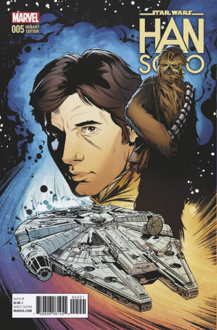Star Wars: Han Solo #5 (Joelle Jones Cover)