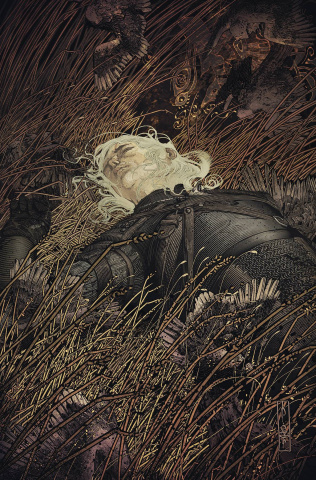 The Witcher: Fading Memories #2 (Cagle Cover)