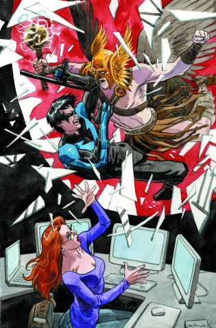 Convergence: Nightwing / Oracle #1