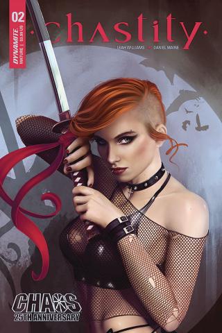 Chastity #2 (Nodet Cover)