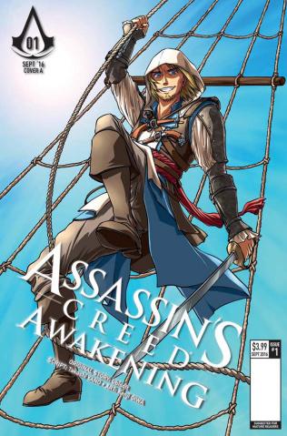 Assassin's Creed: Awakening #1 (Leong Cover)