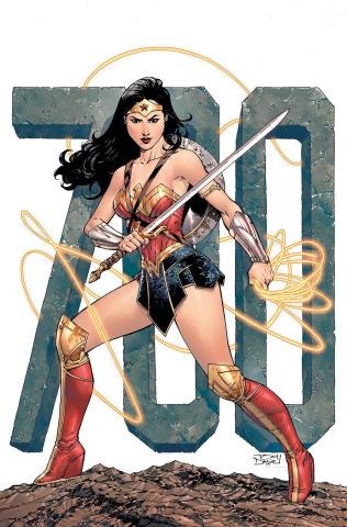 Wonder Woman #34 (Variant Cover)