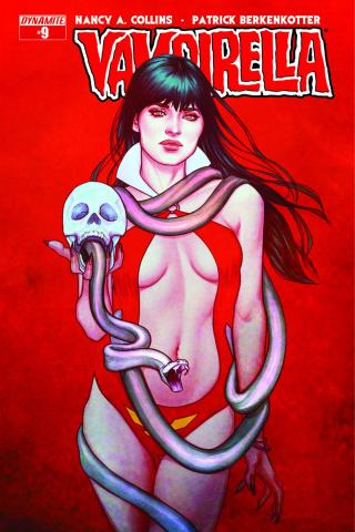 Vampirella #9 (Frison Cover)