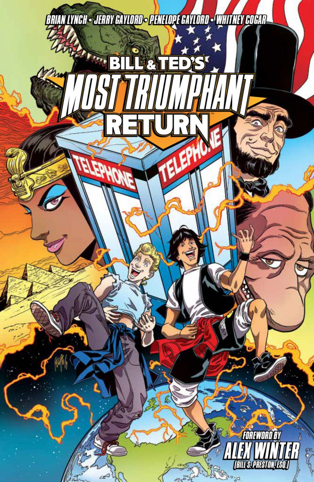Bill & Ted's Most Triumphant Return Vol. 1
