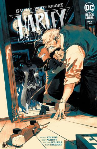 Batman: White Knight Presents Harley Quinn #2 (Matteo Scalera Cover)