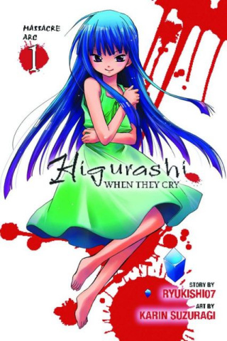 Higurashi: When They Cry Vol. 19: Massacre Arc, Part 1