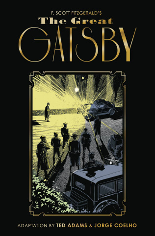 The Great Gatsby #2 (Coelho Foil Stamped Cover)