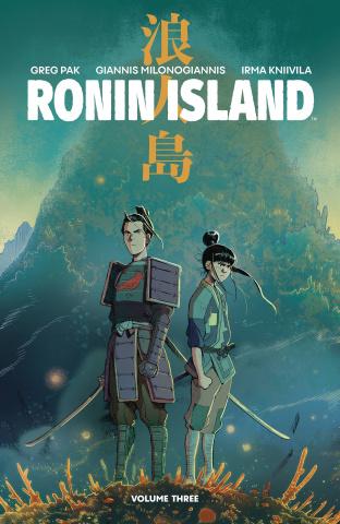 Ronin Island Vol. 3