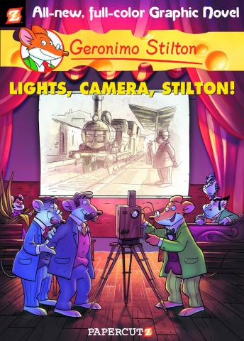 Geronimo Stilton Vol. 16: Lights, Camera, Stilton!