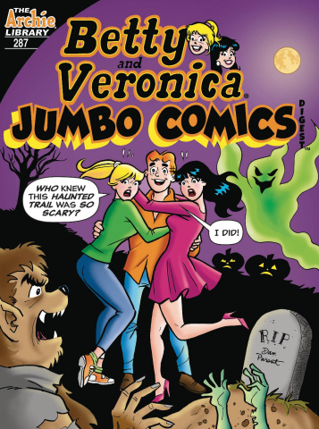 Betty & Veronica Jumbo Comics Digest #287