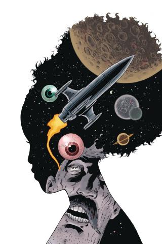 Black Hammer: Age of Doom #10 (Ormston Cover)