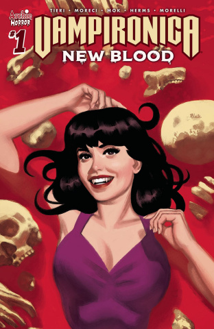 Vampironica: New Blood #1 (Smallwood Cover)