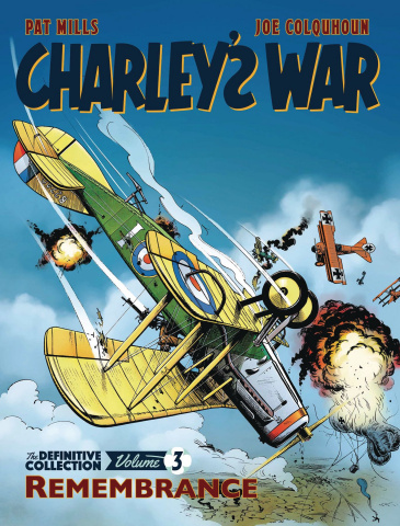 Charley's War Vol. 3: Rememberance